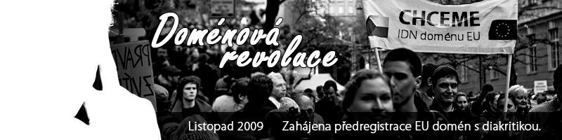 Doménová revoluce